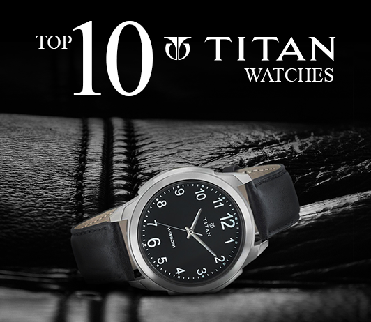 Titan Top 10 Watches