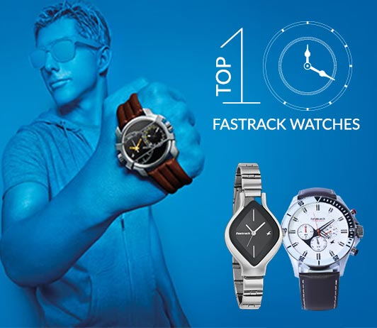Top 10 Fastrack Watches in India