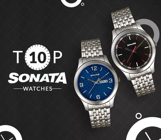 Top 10 Sonata Watches
