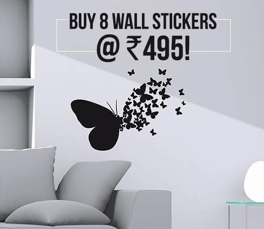 Wall Stickers Offers