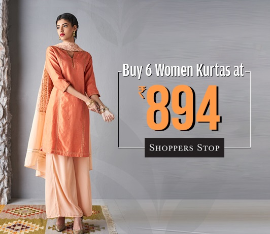 Women Kurtas Offers