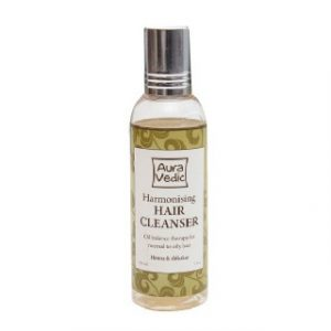 AuraVedic Harmonizing Hair Cleanser