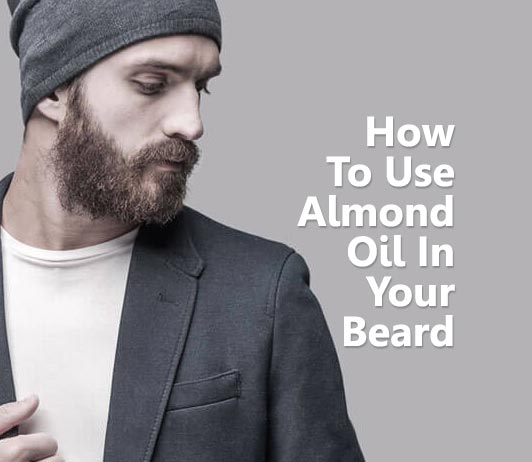 Almond Oil for Beard