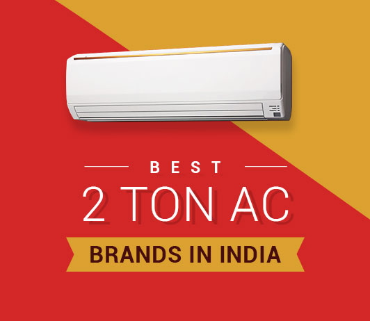 5 Best 2 Ton Air Conditioners in India