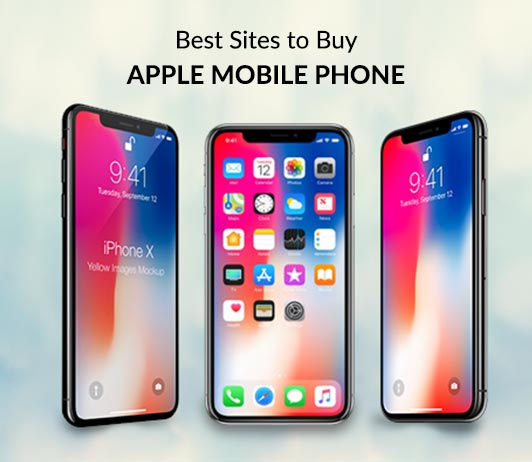 5 Best Sites To Buy iPhones in India