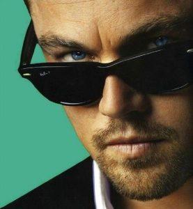 Leonardo DiCaprio Wayfarer