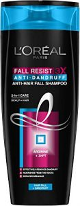 Loreal Fall Resist Anti-Dandruff Shampoo