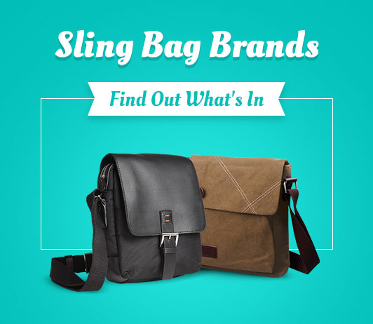 Sling Bag Brands Find Out What's In