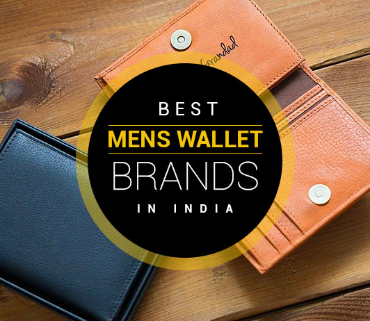 Best Mens Wallet Brands in India