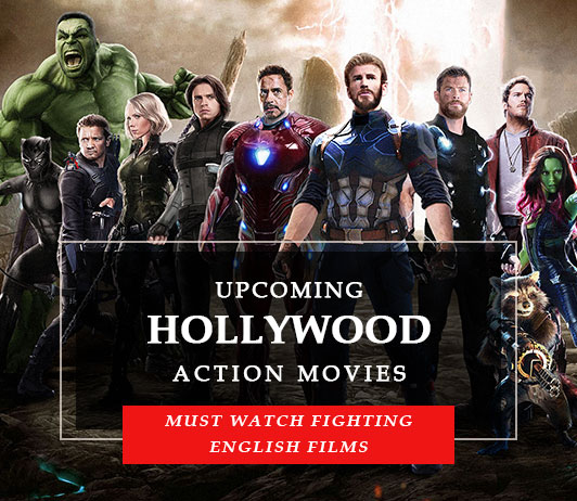 New Action Hollywood Movies 2019 List: 14 Latest Upcoming English Fighting Movies With Release Dates