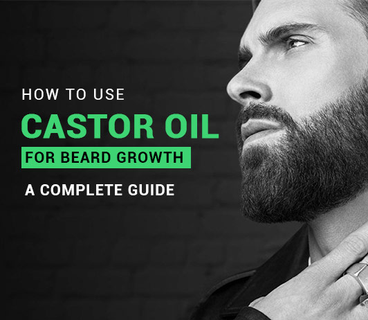 Castor Oil for Beard