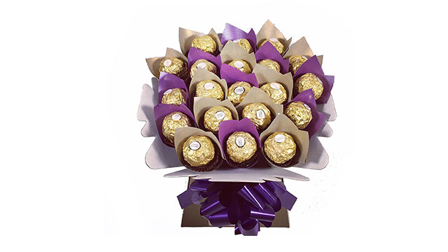 11-Ferrero-Rocher-Chocolate-Bouquet