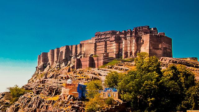 3-Mehrangarh-Fort