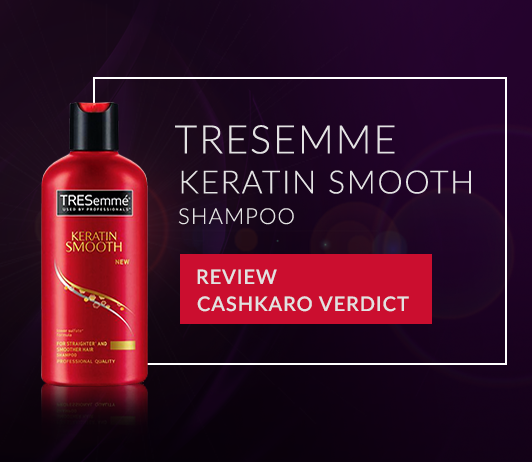 Tresemme Keratin Shampoo Review and Ratings