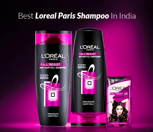 Best Loreal Shampoos in India