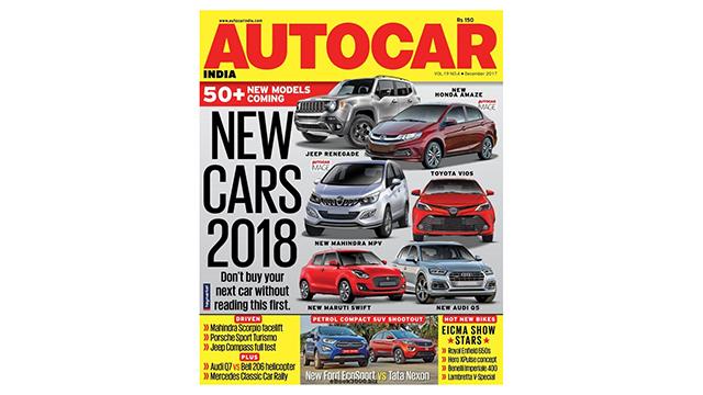 Autocar - men's magazine