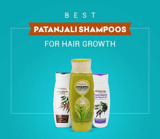 Best Patanjali Shampoos For Hair Growth & Reduced Hair Fall
