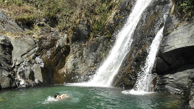 Bhagsu-Falls
