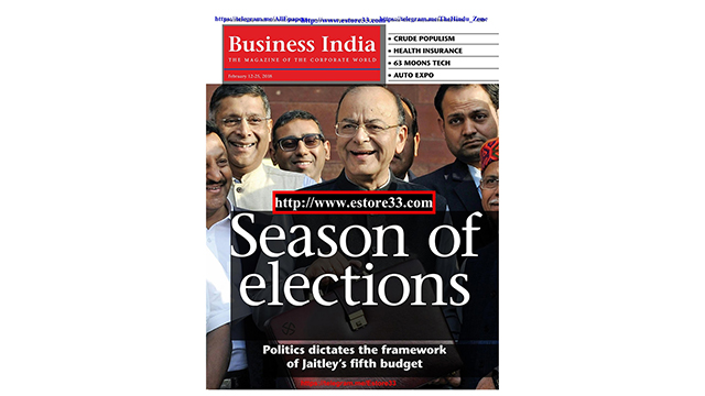 Business-India- Informative Business Magazine in India