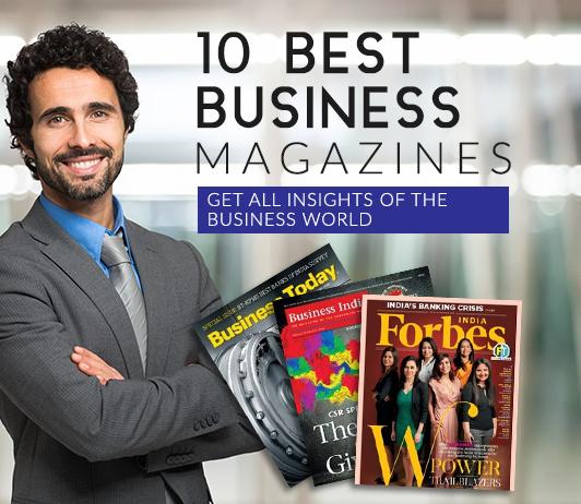 Best Business Magazine in India