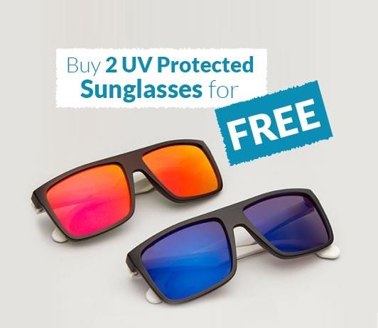 Coolwinks Sunglasses Free