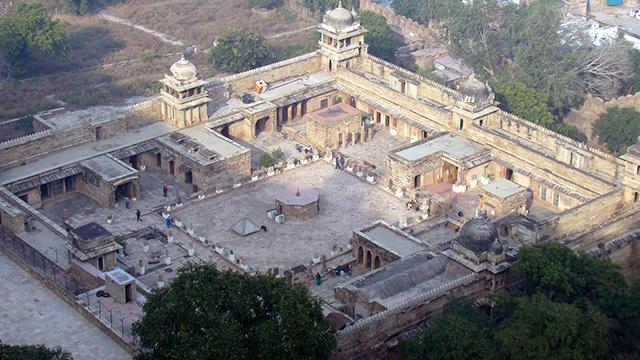 Gujari-Mahal