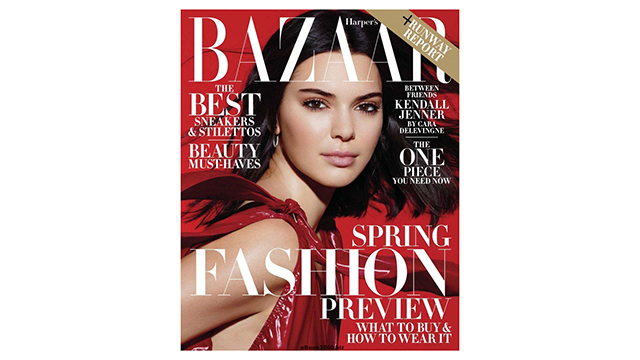 Harpers-Bazaar Woman's Magazine