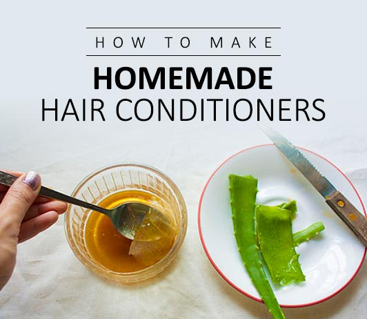 HomeMade Natural Hair Conditioner