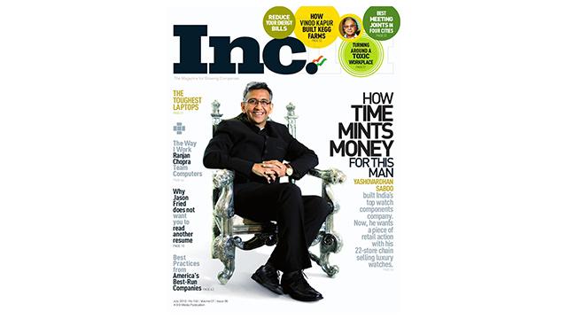 Inc-India-Entrepreneurial Business Magazine in India