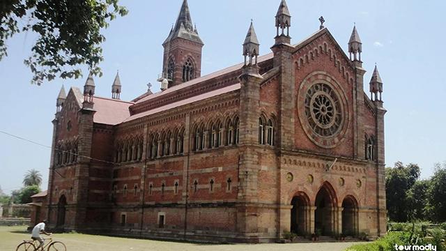 Kanpur-Memorial-Church