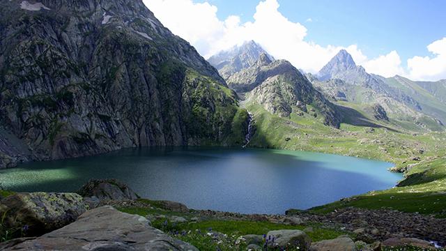 Kareri-Lake