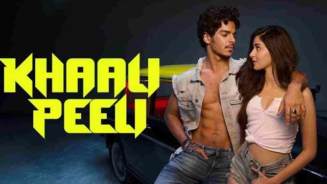 Khaali-Peeli Movie
