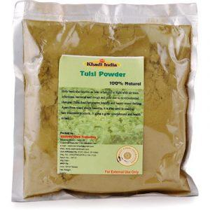 Khadi Tulsi Leaves Powder