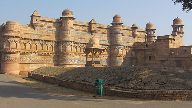 Man-Mandir-Palace