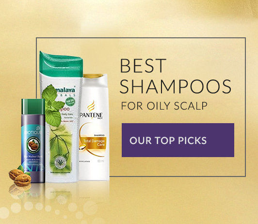 Best Shampoos for oily scalp Review Ratings