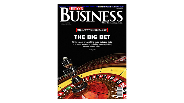 Outlook-Business- Best Business Magazine in India