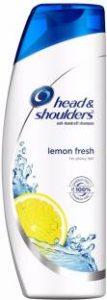 Head & Shoulders Lemon Fresh Shampoo, Review
