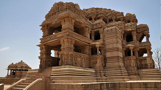 Saas-Bahu-Temple