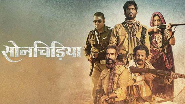 Sonchiriya Movie