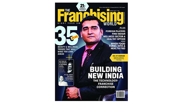 The-Franchising-World- Interesting Business Magazine in India