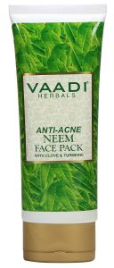 Vaadi Herbals Clove and Turmeric Face Pack