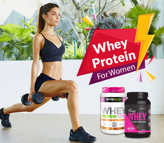 Whey Protein For Women: All You Need To Know