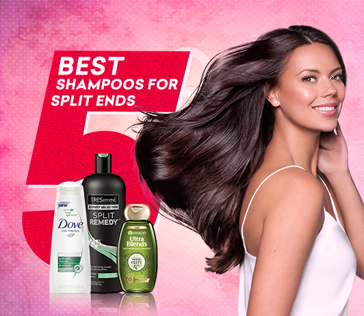 best shampoos for split ends