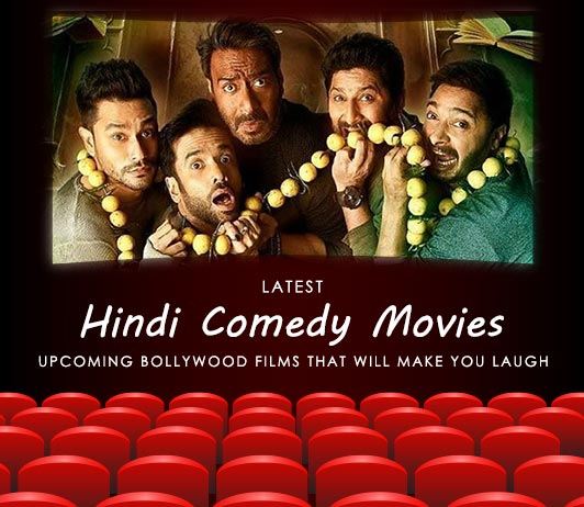 New Hindi Comedy Movies 2019 List: Latest Upcoming Bollywood Comedy Movies With Release Dates