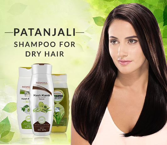 Best Patanjali Shampoo for dry hair review