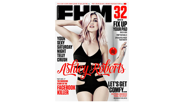 fhm - men magazine