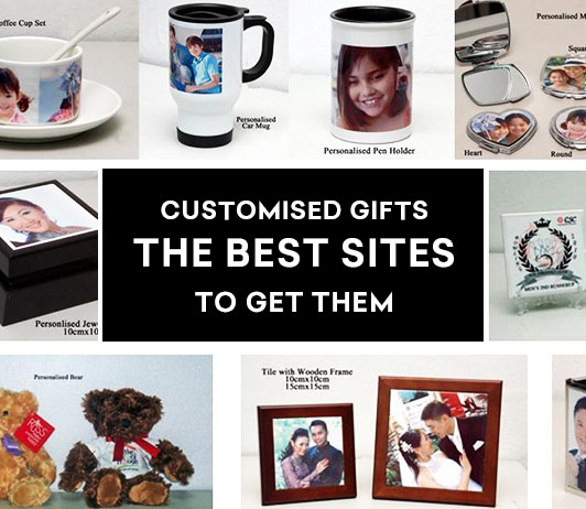 Best Sites To Buy Customised Gifts