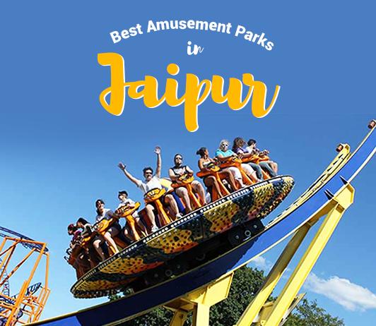 4 Best Amusement Parks In Jaipur