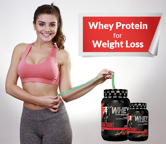 4 Reasons Why Whey Protein Burns Fat and Helps Loose Weight