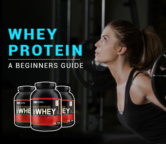 All About Whey Protein: A Beginners Guide
